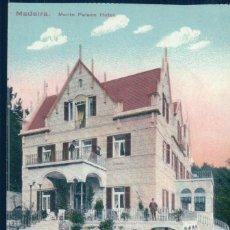 Postales: POSTAL MADEIRA - MONTE PALACE HOTEL - B P. Lote 134099042