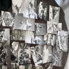Postales: ANTIGUAS POSTALES ALPES SUIZOS AUSTRIACOS AÑOS 50 60 POSTALES COMO NUEVAS. Lote 134106387