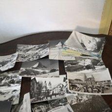 Postales: ANTIGUAS POSTALES DE LOS ALPES AÑO 50-60CREO. Lote 134107398