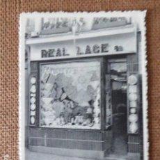 Postales: LACE SHOP. LA MAISON DE LA DENTELLE. MAISON SINAVE. BRUXELLES.. Lote 134108934
