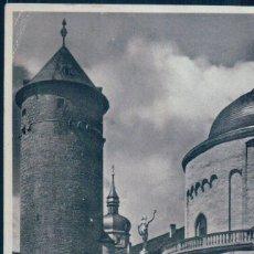 Postales: POSTAL ALEMANIA - WURZBURG - FESTUNG MARIENBERG - BLICK IN DEN BURGHOF . Lote 134188754