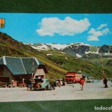 Postales: ANDORRA. PAS DE LA CASA. ADUANA FRANCESA. ED. SOBERANAS N.15. TAM.209X148MM . Lote 134241058