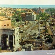 Postales: ROMA FORO ROMANO NO CIRCULADA. Lote 134250634