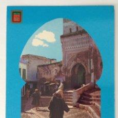 Postales: MARRUECOS MOROC CALLE ZAULA JARRAK ANTIGUA POSTAL CON MÁS DE 25 AÑOS. Lote 134712870