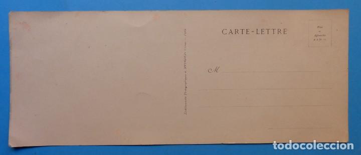Postales: LYON, FRANCIA - MONUMENT DES LEGIONNAIRESDU RHONE - POSTAL GRANDE - Foto 2 - 134983790