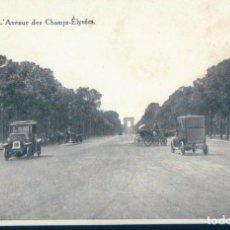 Postales: POSTAL PARIS - L'AVENUE DES CHAMPS ELYSEES. Lote 135092870