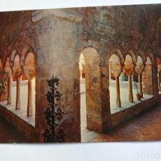 Postales: TARJETA POSTAL - ITALIA BRINDISI - CHIOSTRO SAN BENEDETTO. Lote 135202050