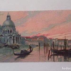 VENECIA lote 3 postales antiguas