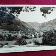 Postales: ANDORRA LA VELLA. Lote 135227062