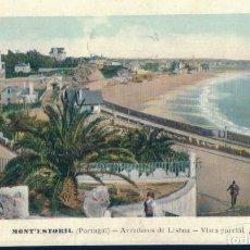 Postales: POSTAL MONT'ESTORIL - PORTUGAL - ARREDORES DE LISBOA - VISTA PARCIAL - MARTINS & SILVA. Lote 135256934