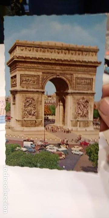 POSTAL FRANCIA PARIS ARCO DEL TRIUNFO (Postales - Postales Extranjero - Europa)