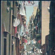 Postales: POSTAL NAPOLI - PALLONETTO S LUCIA - ITALIA. Lote 136022874