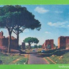 Postales: POSTAL - VÍA APPIA ANTICA - ROMA - ITALIA -. Lote 136181954