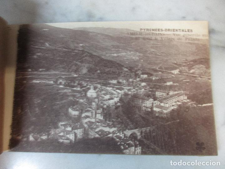 Postales: Álbum de Postales - 11 Postales - Postal d´Amélie les Bains - nº1 - Puech Editor y Fotógrafo - Foto 2 - 152703661