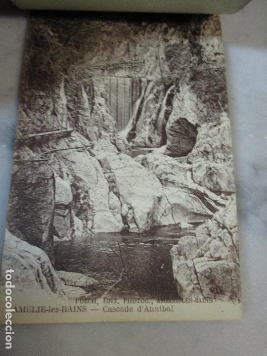 Postales: Álbum de Postales - 11 Postales - Postal d´Amélie les Bains - nº1 - Puech Editor y Fotógrafo - Foto 9 - 152703661