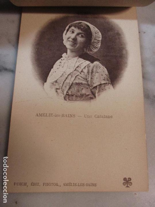 Postales: Álbum de Postales - 11 Postales - Postal d´Amélie les Bains - nº1 - Puech Editor y Fotógrafo - Foto 10 - 152703661
