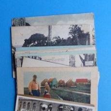 Postales: 33 POSTALES DE CIUDADES DEL MUNDO - C.1900-1910-1920-1930 - VER DESCRIPCION Y FOTOS ADICIONALES. Lote 136782566