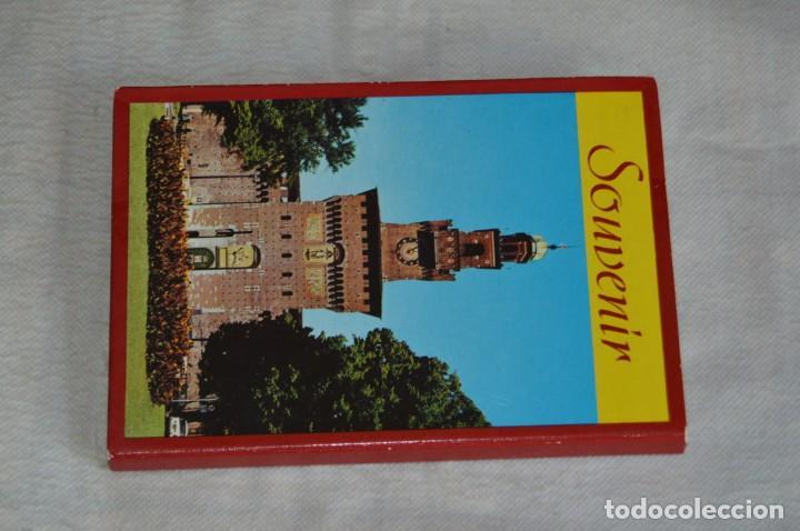 Postales: ANTIGUO LIBRITO SOUVENIR DE VIAJE - MILANO - 40 FOTOCOLOR - AÑOS 50 / 60 - ENVÍO 24H - Foto 3 - 137306602