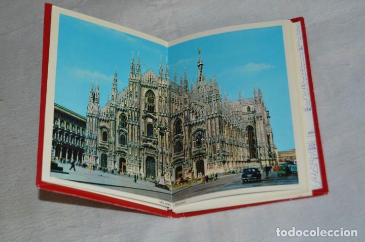 Postales: ANTIGUO LIBRITO SOUVENIR DE VIAJE - MILANO - 40 FOTOCOLOR - AÑOS 50 / 60 - ENVÍO 24H - Foto 5 - 137306602