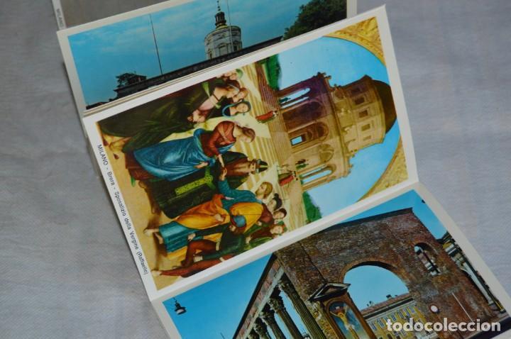Postales: ANTIGUO LIBRITO SOUVENIR DE VIAJE - MILANO - 40 FOTOCOLOR - AÑOS 50 / 60 - ENVÍO 24H - Foto 8 - 137306602