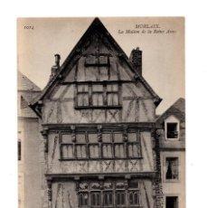 Postales: MORLAIX.(FRANCIA).- LA MAISON DE LA REINE ANNE. Lote 137354798