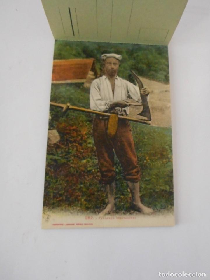 Postales: Libros de postales Types Pyrénéens - Foto 3 - 138105554