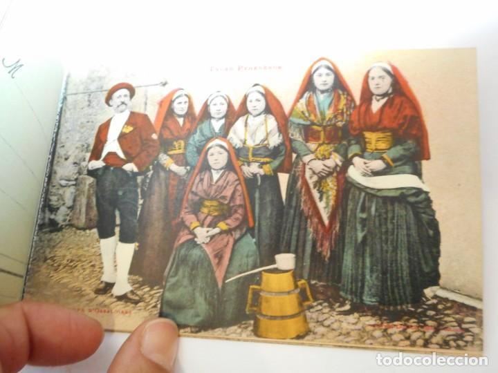 Postales: Libros de postales Types Pyrénéens - Foto 4 - 138105554