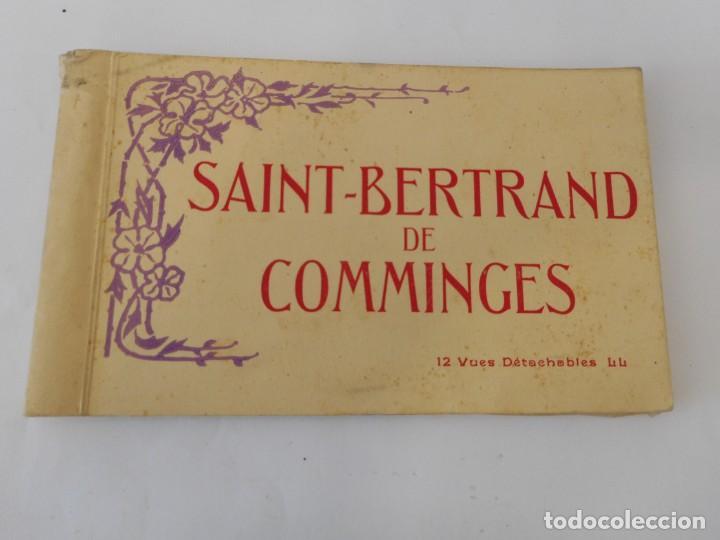 LIBRO POSTALES DE SAINT-BERTRAND DE COMMINGES (Postales - Postales Extranjero - Europa)