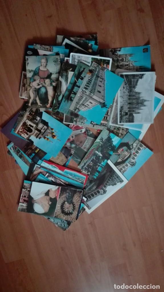 LOTE DE 125 POSTALES DE DIVERSAS CIUDADES DE ITALIA DISTINTAS EPOCAS (Postales - Postales Extranjero - Europa)