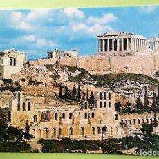Postales: ATENAS. ACRÓPOLIS. NUEVA. COLOR. Lote 138542912