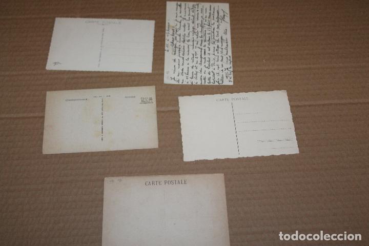 Postales: LOTE 5 POSTALES ANTIGUAS DE VICHY - Foto 2 - 138583806