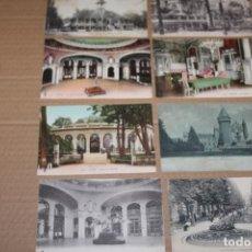 Postales: LOTE 9 POSTALES ANTIGUAS DE VICHY. Lote 138584358