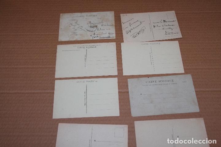 Postales: LOTE 9 POSTALES ANTIGUAS DE VICHY - Foto 2 - 138584358