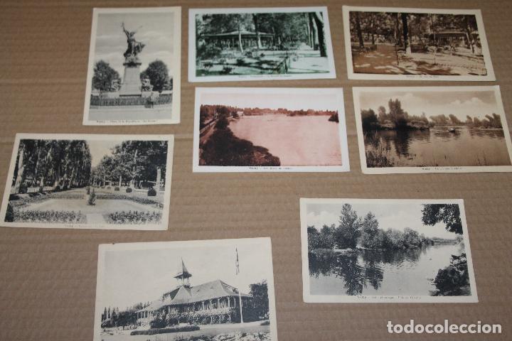 LOTE 8 POSTALES ANTIGUAS DE VICHY SIN CIRCULAR (Postales - Postales Extranjero - Europa)