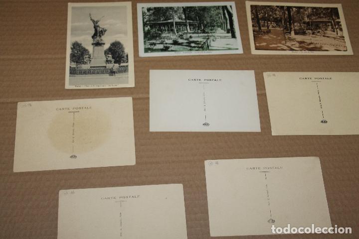 Postales: LOTE 8 POSTALES ANTIGUAS DE VICHY SIN CIRCULAR - Foto 2 - 138585418