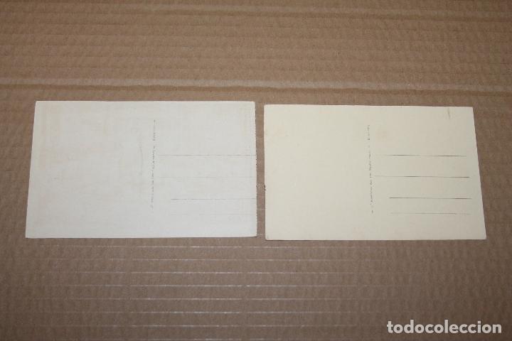Postales: LOTE 2 POSTALES ANTIGUAS DE VICHY SIN CIRCULAR - Foto 2 - 138587222