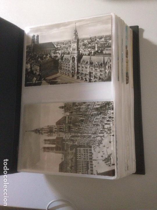 Postales: ÁLBUM CON POSTALES DE DISTINTAS PARTES DE EUROPA - Foto 3 - 139100981