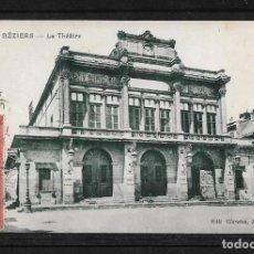 Postales: FRANCIA 1930 TARJETA POSTAL DE BEZIERS CIRCULADA A COLOMBIA. Lote 139176726