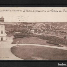 Postales: FRANCIA 1934 TARJETA POSTAL DE SAINTE ADRESSE CIRCULADA A COLOMBIA. Lote 139219278