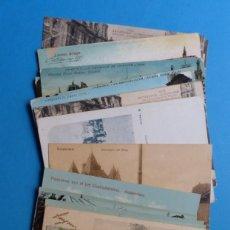 Postales: 28 POSTALES DE CIUDADES DEL MUNDO - C.1900-1910-1920-1930 - VER FOTOS ADICIONALES. Lote 139796546