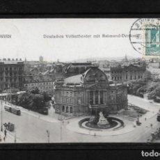 Postales: AUSTRIA AÑOS 20 POSTAL CIRCULADA. Lote 140030094
