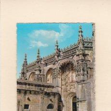 Postales: POSTAL CONVENTO DE CRISTO. TOMAR (PORTUGAL). Lote 140047554