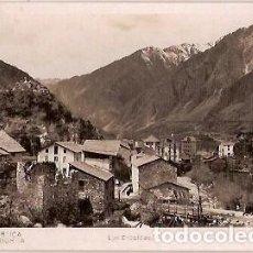 Postales: ANTIGUA POSTAL 12 REPUBLICA ANDORRA LAS ESCALDES V CLAVEROL. Lote 140050314