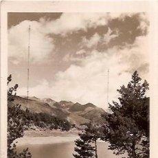 Postales: ANTIGUA POSTAL 64 VALLS ANDORRA ESTANY ENGOLASTERS V CLAVEROL ESCRITA 1955. Lote 140051330