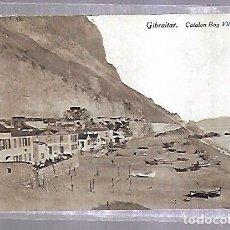 Postales: TARJETA POSTAL DE GIBRALTAR - CATALAN BAY VILLAGE. BEANLAND MALIN & CO.. Lote 140699218