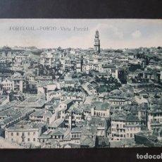 Postales: OPORTO PORTO PORTUGAL VISTA PARCIAL. Lote 140855646