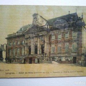LANGRES HOTEL DE VILLE