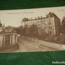 Postales: FRANCIA - PARAY-LE-MONIAL MISSIONS D'ORIENT - IMP.BOURGEOUS FRES. Lote 141597670