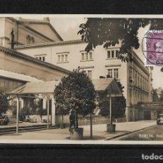 Postales: 1929 ALEMANIA 1929 TARJETA POSTAL CIRCULADA DESDE BERLIN . Lote 142070714