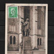 Postales: ALEMANIA 1929 TARJETA POSTAL CIRCULADA DE LEIPZIG A COLOMBIA . Lote 142071714